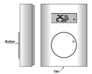 Le thermostat Jalobron TP-82
